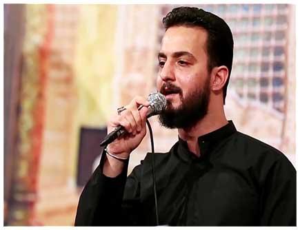مداحی الرحمن علم القرآن وحید شکری
