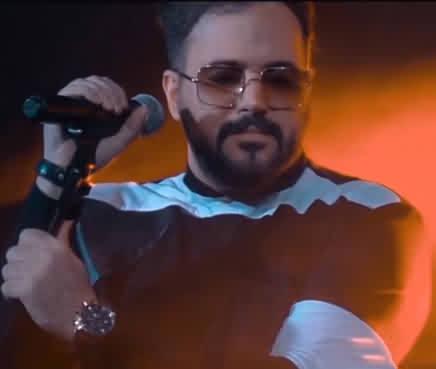 اجرای زنده آهنگ خوش به حالت علی عبدالمالکی