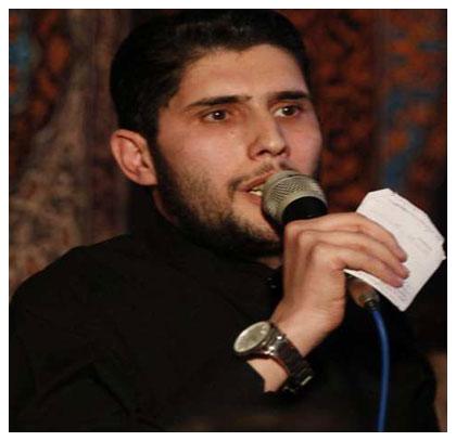 مداحی اجازه میخوام حسین شریفی