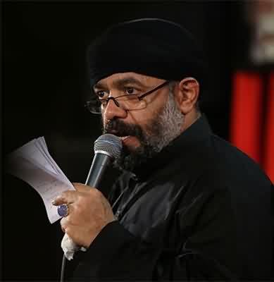 دانلود مداحی تو رفتی و دنیا روی سر من خراب شد محمود کریمی