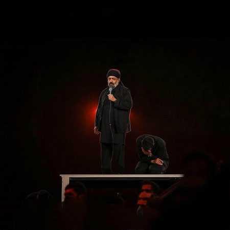 محمود کریمی خودم اینجا دلم پشت سر قافله
