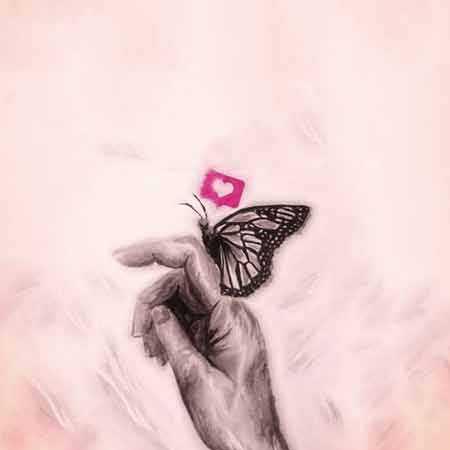 مثه پروانه میشم نگام کن از سیاوش امینی